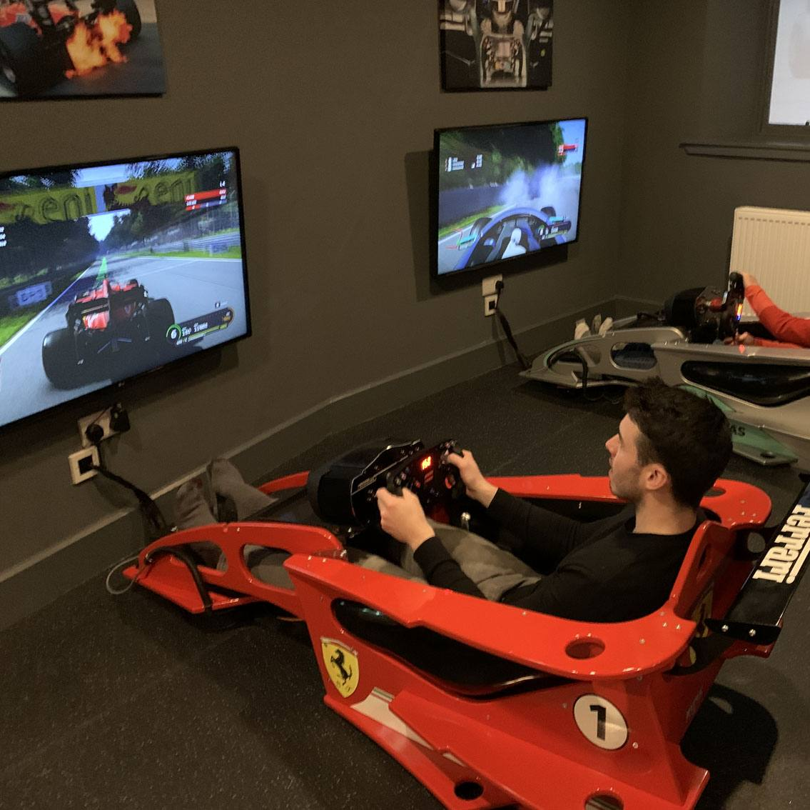 F1 Simulator Perth