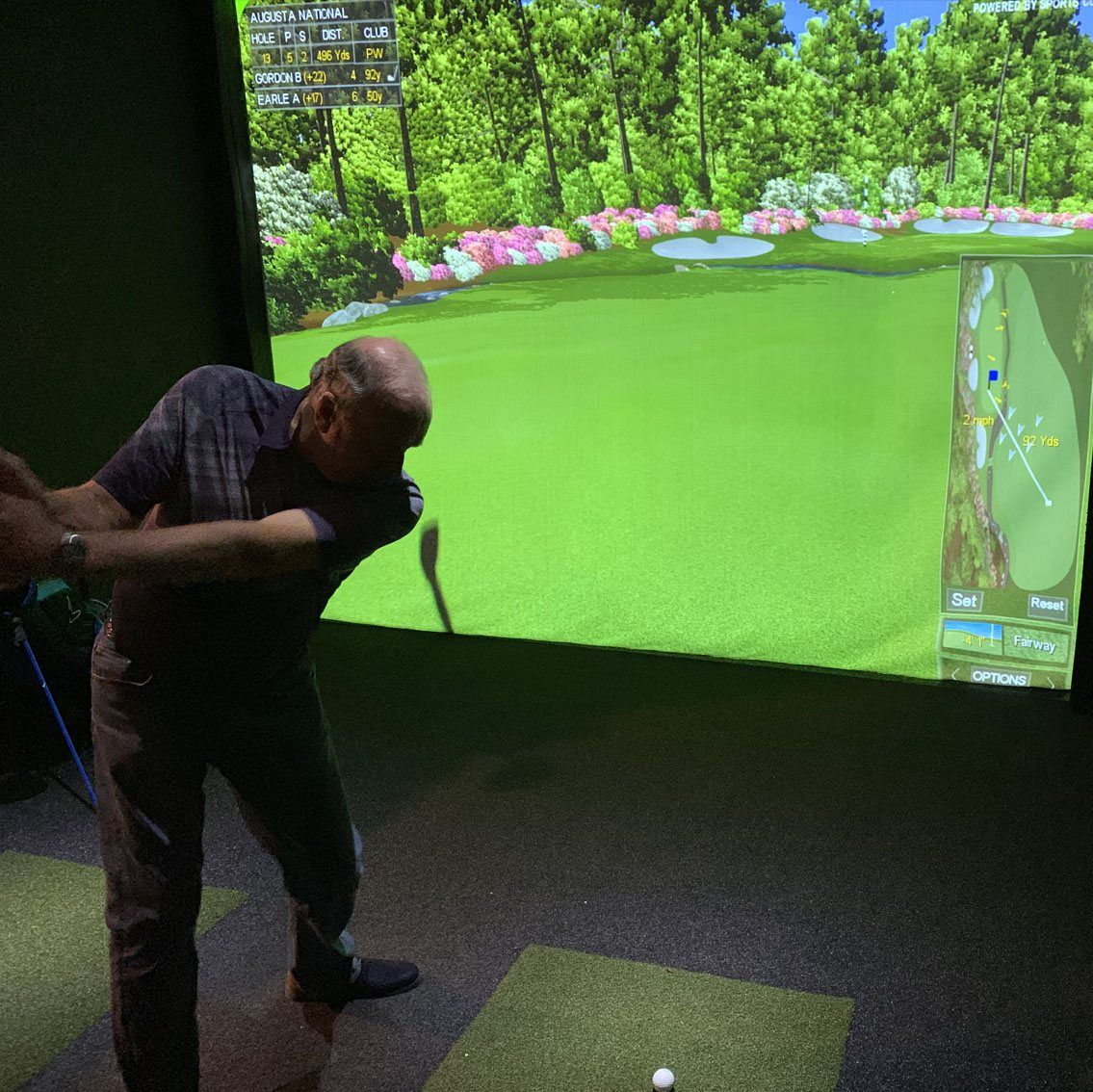 Golf Simulator Perth